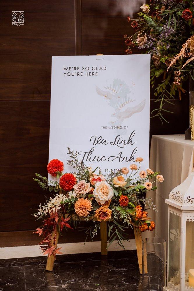Tối ưu chi phí trang trí tiệc cưới tại hội trường dưới 100 người