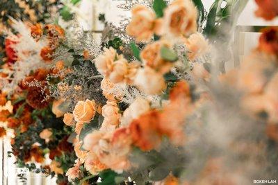 Lá Monstera - Điểm nhấn cho đám cưới của bạn