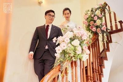 Sắc hồng phai cho đám cưới đầu năm