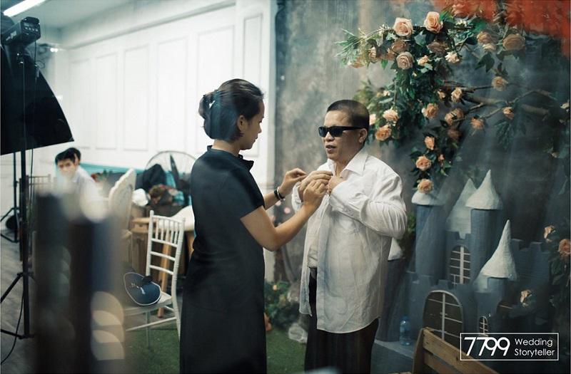 Đám cưới tập thể người khuyết tật - giấc mơ có thật