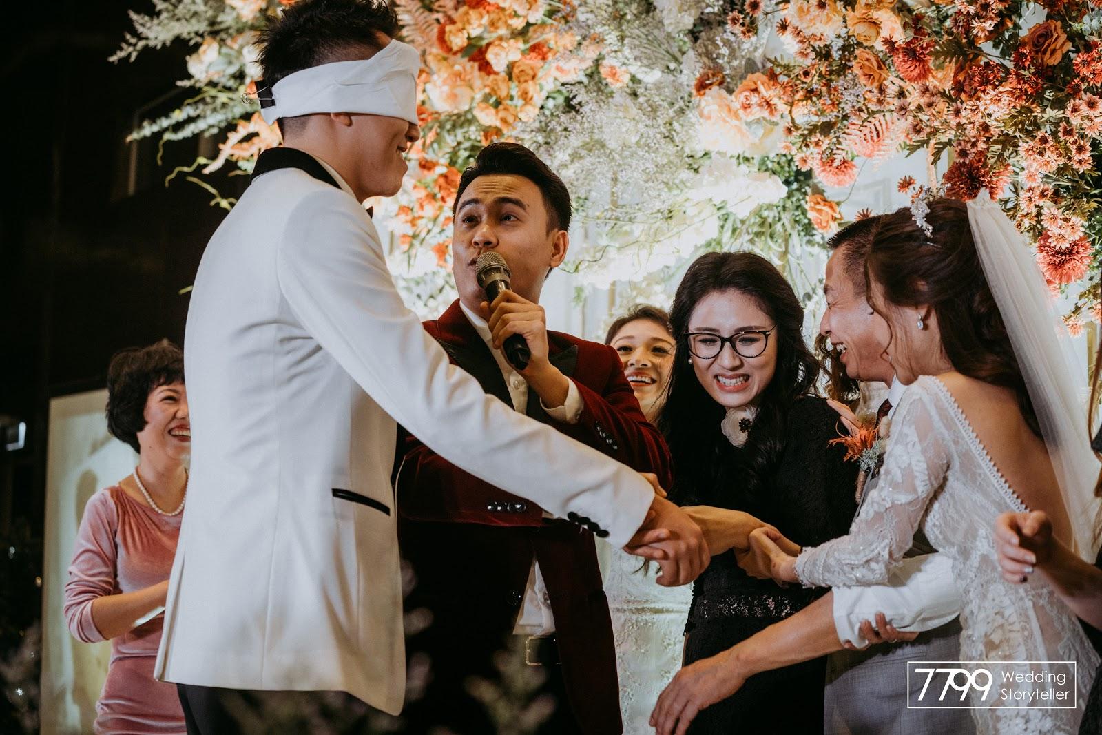 Wedding Game - Các trò chơi tại đám cưới Việt nam