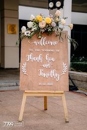 Hoa biển chào đám cưới