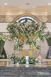 Hoa photobooth đám cưới