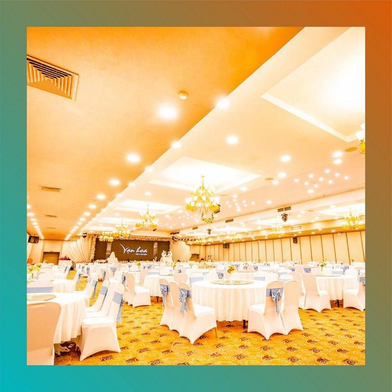 Khách sạn đám cưới Trung tâm tiệc và sự kiện Vạn Hoa Lý Thái Tổ