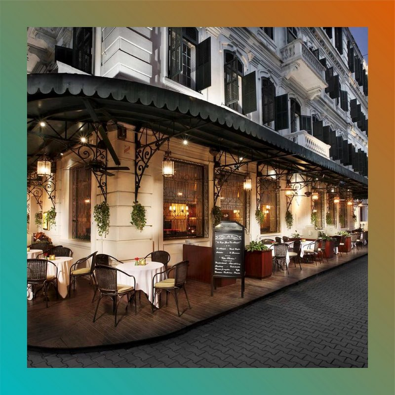 Khách sạn hội trường Sofitel Legend Metropole Hanoi