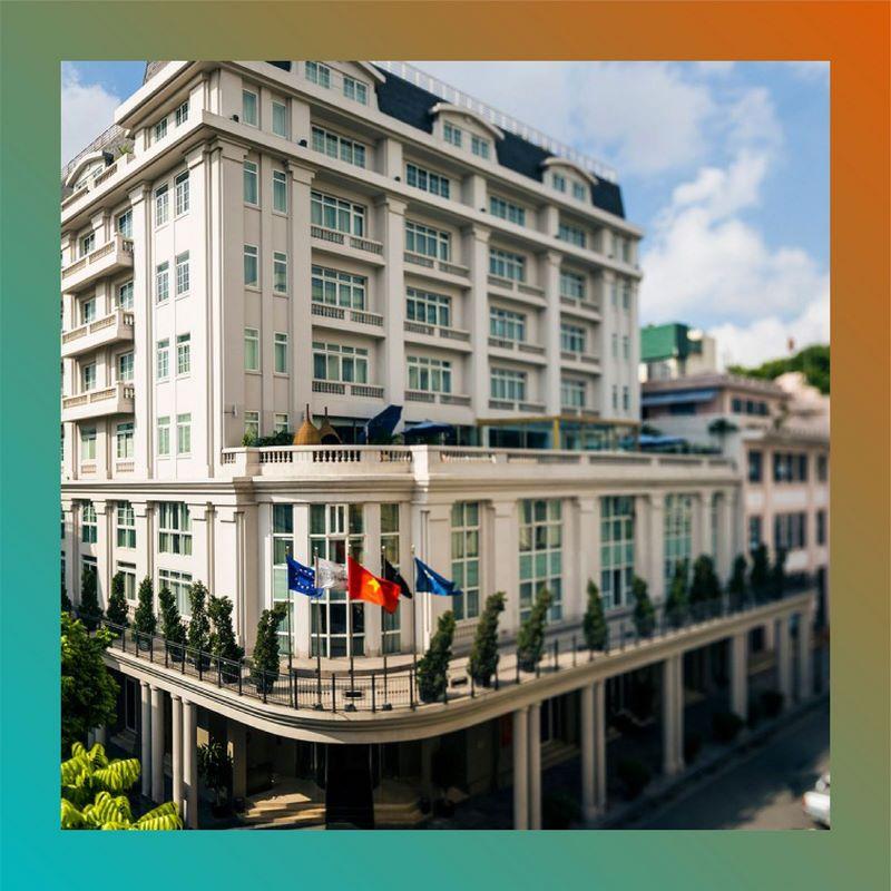 Khách sạn hội trường đám cưới Hotel de l'Opera Hanoi