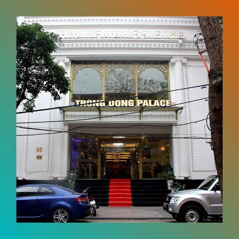 Khách sạn hội trường đám cưới Trống Đồng Palace Hàng Cót