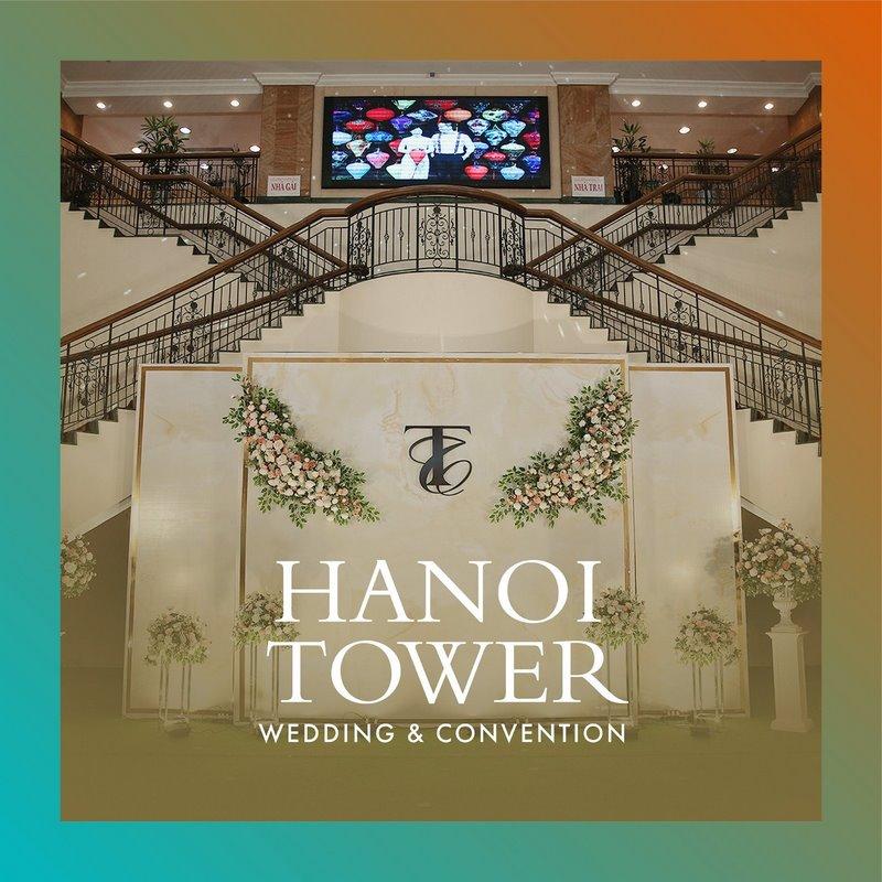 Khách sạn hội trường đám cưới Hanoi Tower Wedding & Convention