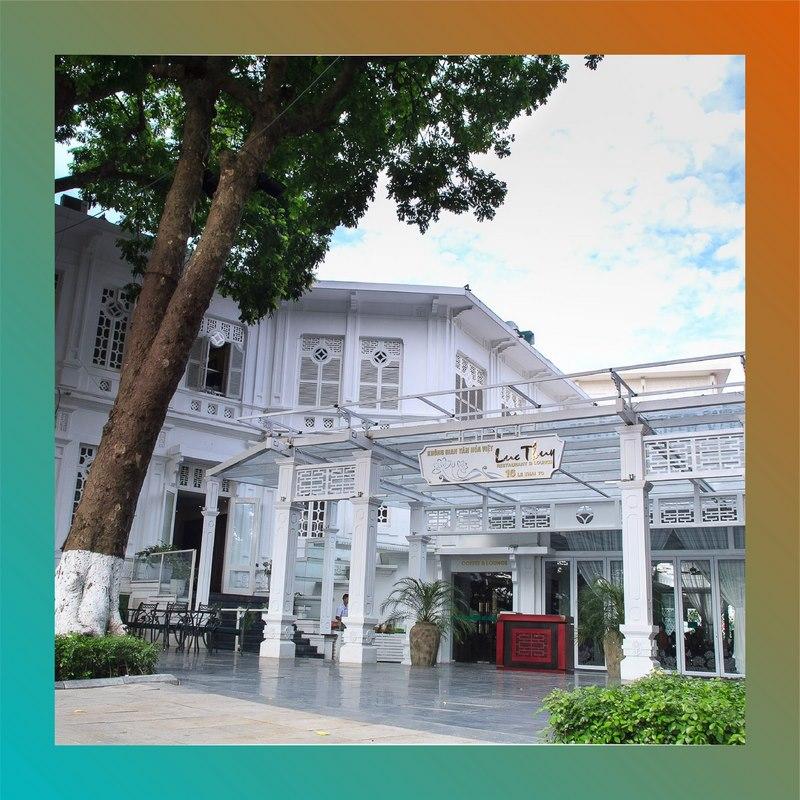 Khách sạn hội trường đám cưới Nhà hàng Lục Thủy