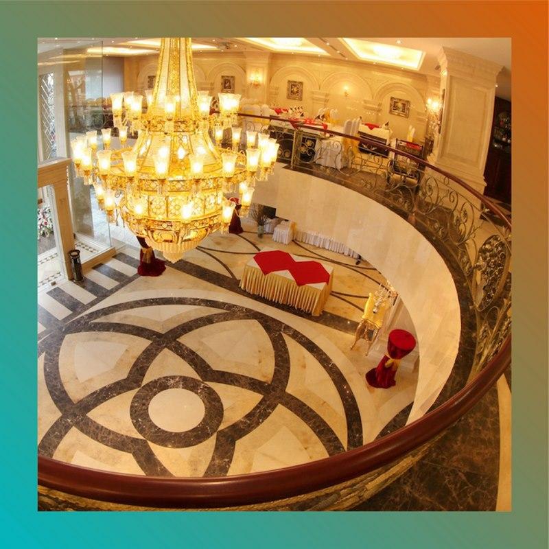 Khách sạn hội trường đám cưới Dung Hòa Palace