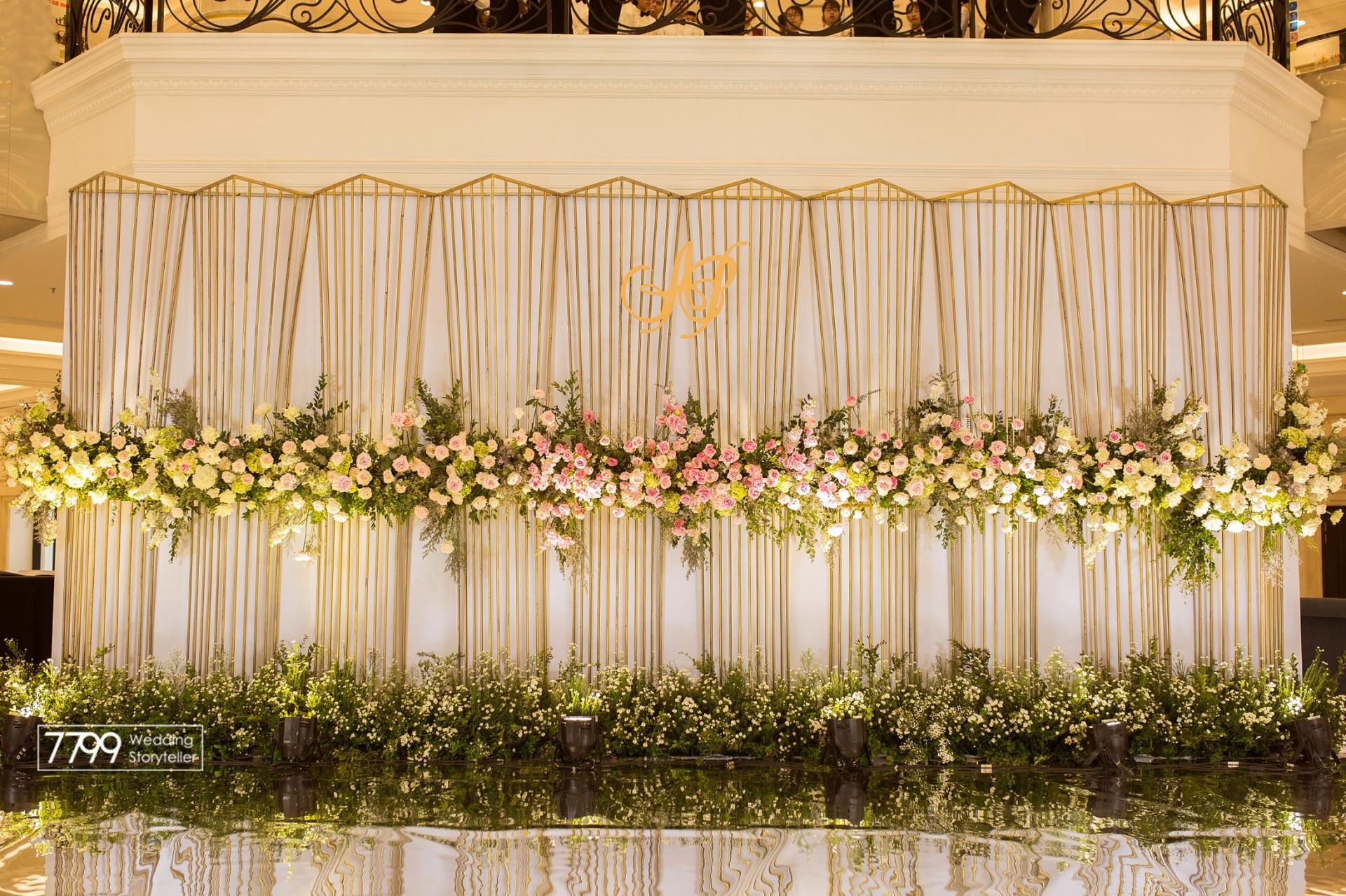 Những không gian tổ chức tiệc cưới đẹp bạn nên biết