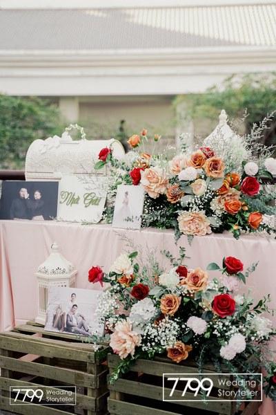 Kịch bản cưới đặc biệt với bạn bè và gia đình