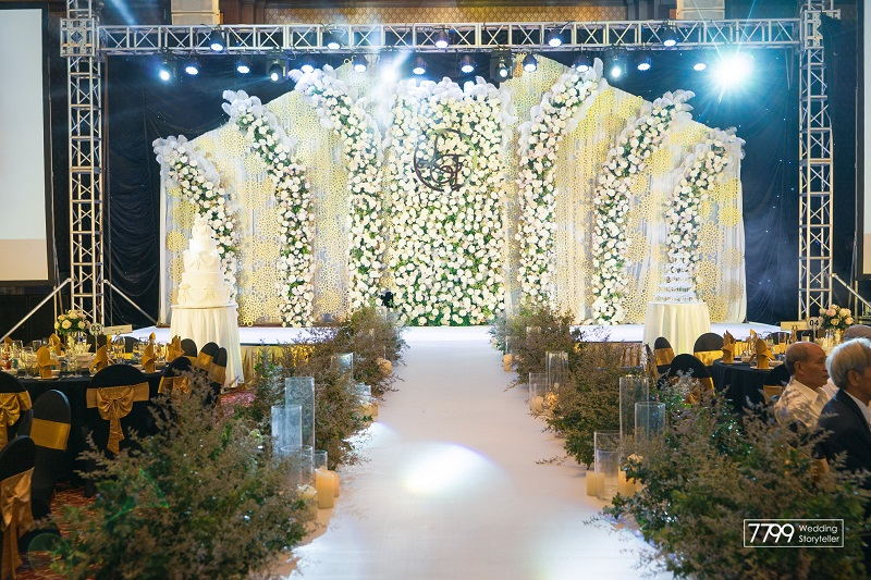 Nhận tổ chức đám cưới tại trung tâm hội nghị Almaz