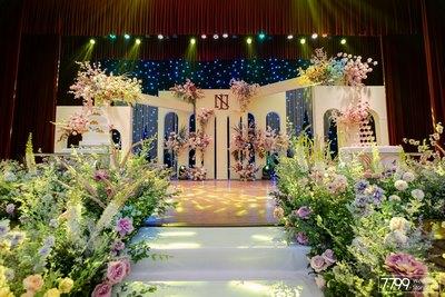 Tái hiện lại một thế giới quý tộc xa hoa với không gian European Garden