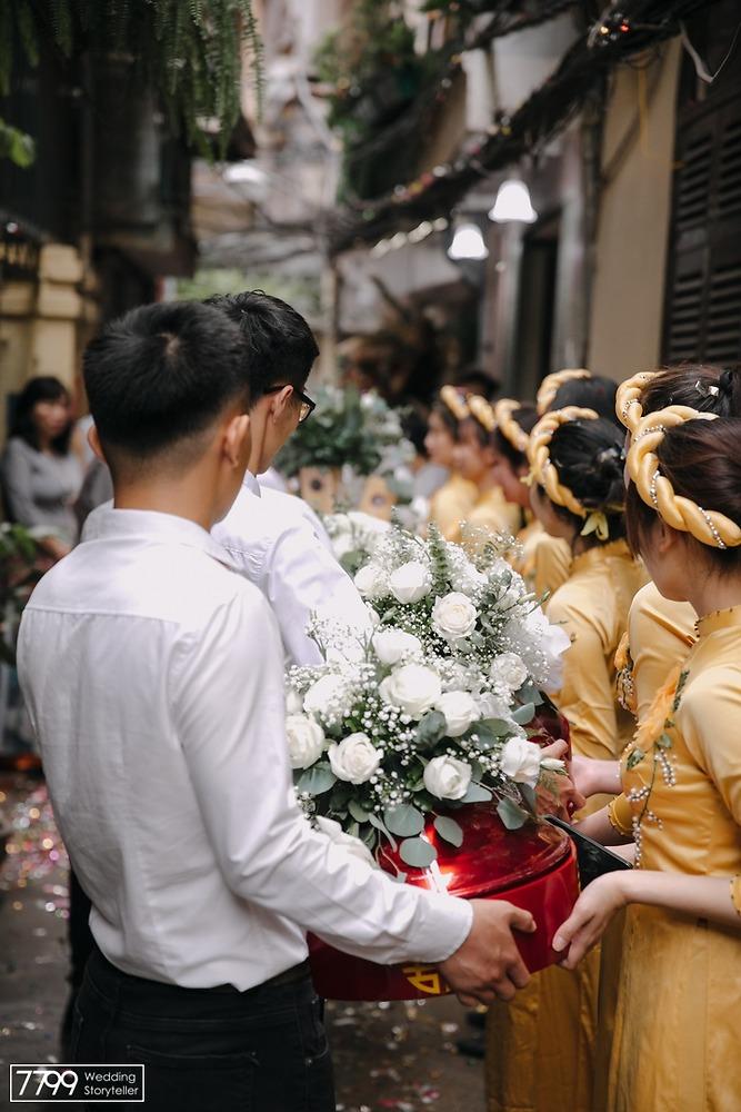 Phong tục cưới hỏi - Lễ dạm ngõ