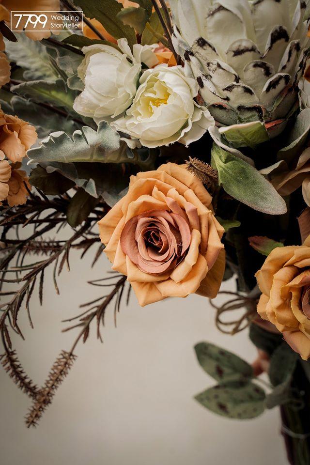 Trà Đào Cam Sả - Chọn Tông Màu Cưới Giải Nhiệt Mùa Hè