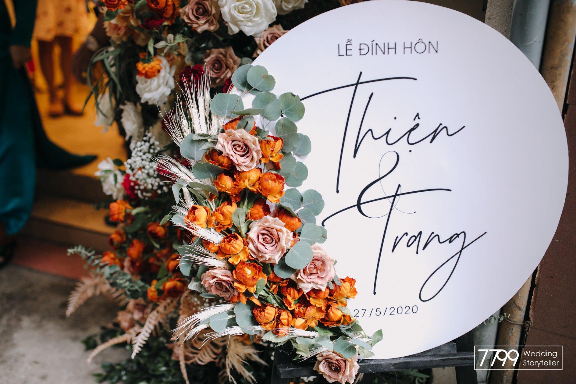 Dịch vụ trang trí đám cưới tại nhà trọn gói giá rẻ Hà Nội