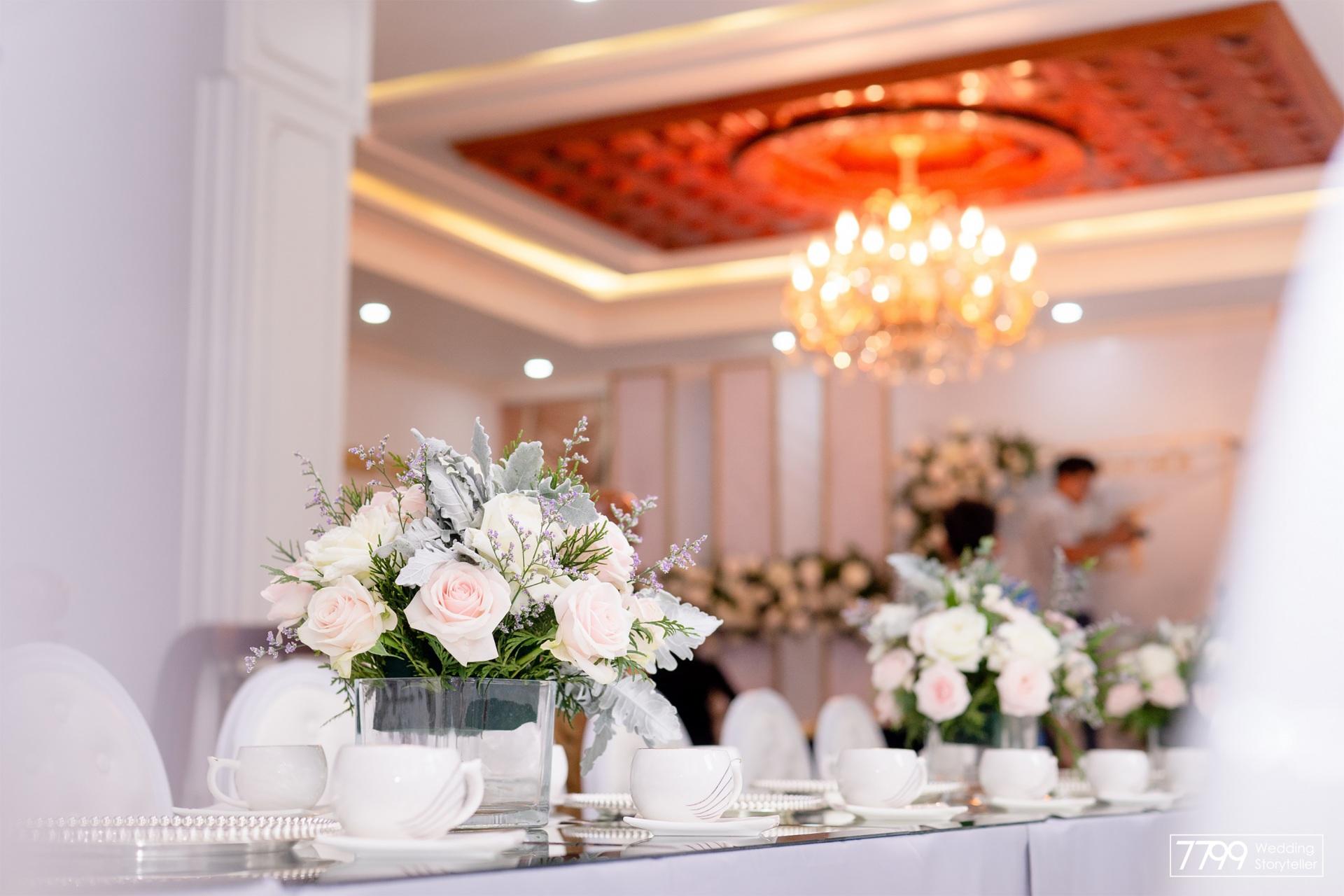 Xu hướng trang trí đám cưới 2019 - 2020